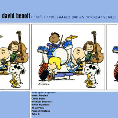 David Benoit / Here's To You, Charlie Brown: 50 Great Years! (미개봉)
