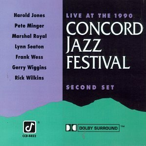 V.A. / Live at the 1990 Concord Jazz Festival: Second Set