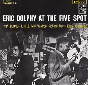 Eric Dolphy / At The Five Spot No.1