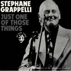 Stephane Grappelli / Just One Of Those Things