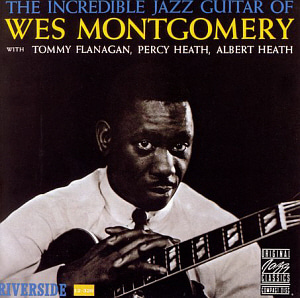 Wes Montgomery / Incredible Jazz Guitar