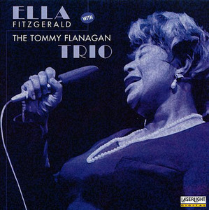 Ella Fitzgerald / Ella Fitzgerald With The Tommy Flanagan Trio (미개봉)