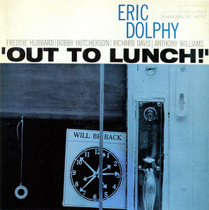 Eric Dolphy / Out To Lunch (RVG Edition)